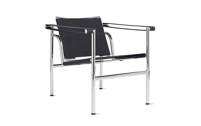 le corbusier lc1 arm chair. Black Bedroom Furniture Sets. Home Design Ideas